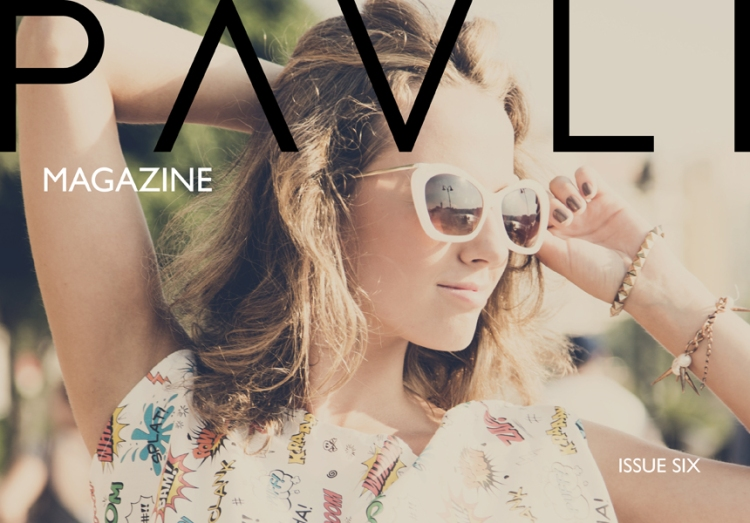 Pavli Magazine Issue 6